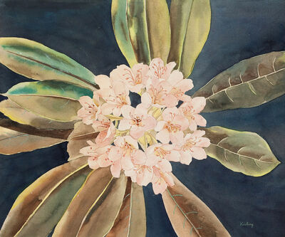 Moise Kisling, 'Rhododendron', 1935
