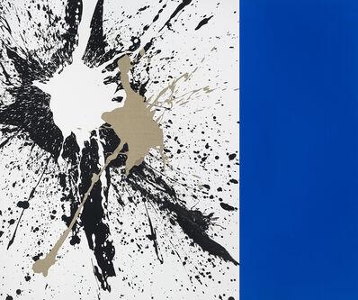 Chu Teh-I 曲德義, 'Black White/Colors D1604', 2016