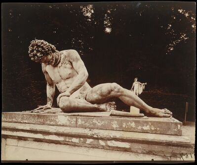 Eugène Atget, 'Versailles, France', 1923