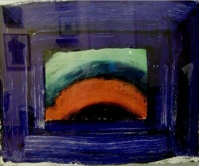 Howard Hodgkin, 'Venetian Glass', 1989