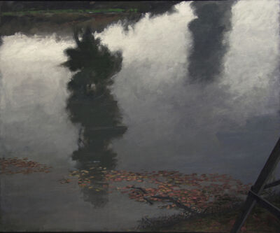 Norman Lundin, 'LOOKING DOWN, RIVER REFLECTIONS', 2015-2016