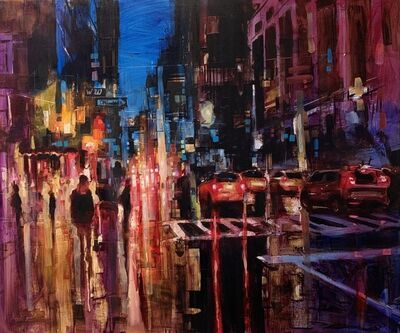 Arne Spangereid, 'New York', 2021