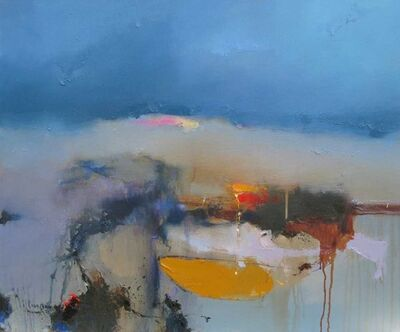 Peter Wileman, 'Golden Pool', 2018