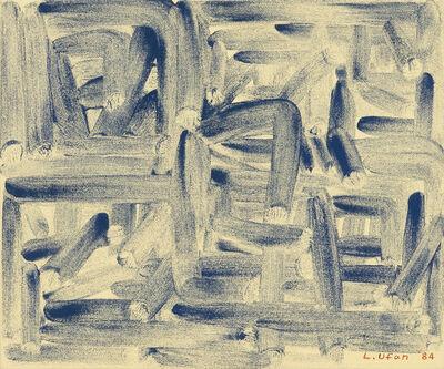 Lee Ufan, 'East winds', 1984
