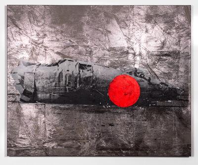 Brook Andrew, 'Fuselage (white body)', 2018