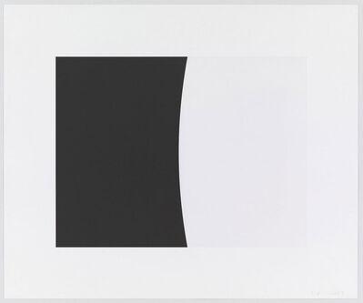 Ellsworth Kelly, 'Germigny', 1973-1976
