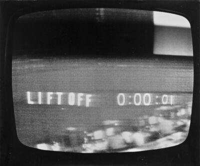Timm Rautert, 'Lift Off', 1969