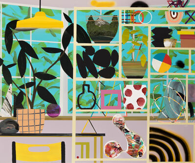 Paul Wackers, 'Which way did he go,', 2017