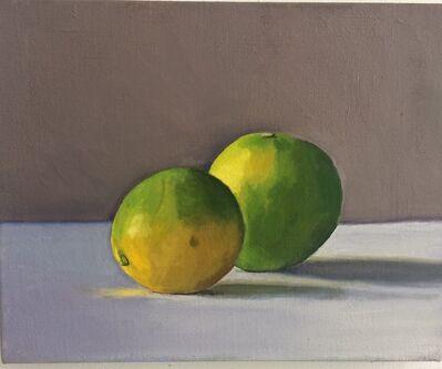 Dan McCleary, 'Two Lemons', 2016