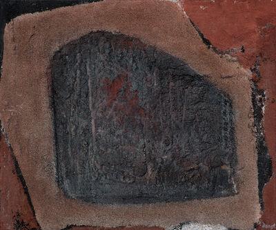 Enrico Donati, 'Fossil Series Gray', 1961