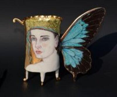 Irina S. Zaytceva, 'Butterfly', 2020