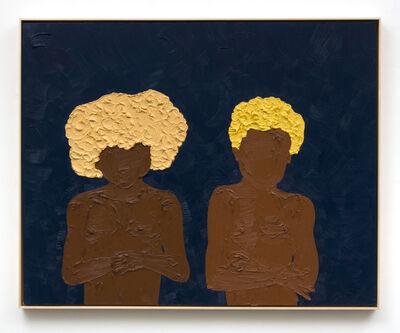 Shaina McCoy, 'The Boys of the Solomon Islands', 2017