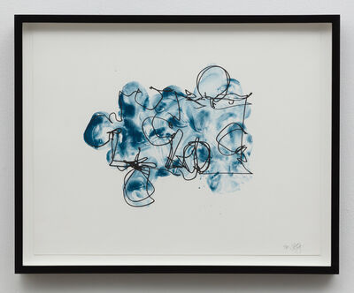 Frank Gehry, 'Puzzled #4 (FG08-1586)', 2011
