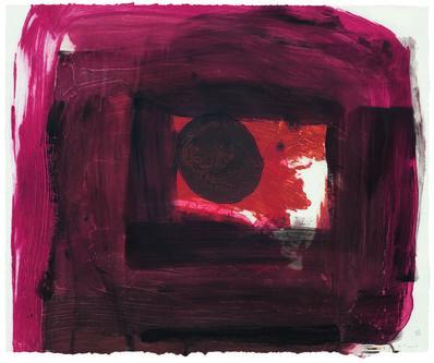 Howard Hodgkin, 'For Alan VII', 2014
