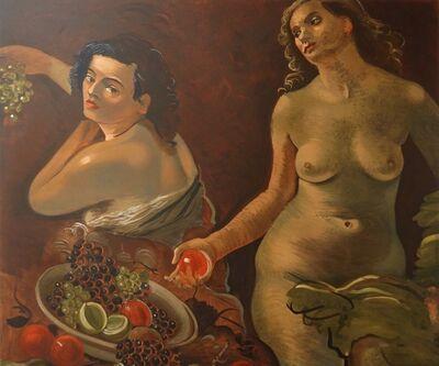 André Derain, 'Models eating fruit', XXth century