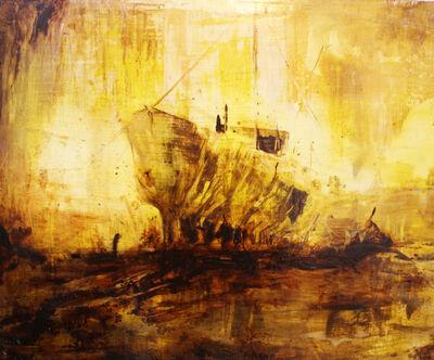 Krysia González, 'Memoria de un viaje', 2014