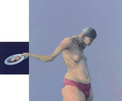 Michael Kvium, 'A Short Cut Tale', 2014