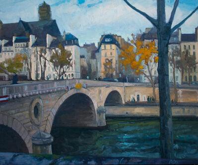 Réjean Roy, 'La Seine', 2019