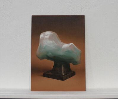Martí Cormand, 'Postcards to AZ: Ernst Barlach GOD 2', 2016