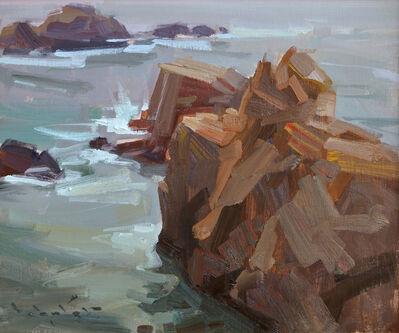 John P. Lasater IV, 'Coastal Rocks', 2015