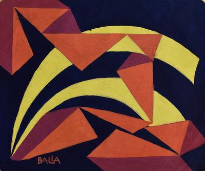 Giacomo Balla, 'Forms Sound | Forme rumore', 1925-1930