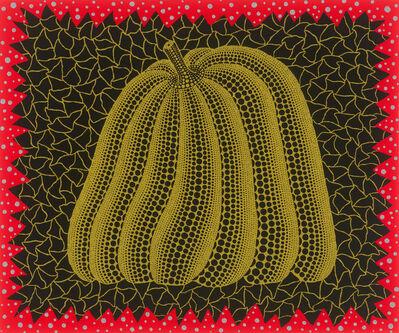 Yayoi Kusama, 'Citrouille (I)', 2000
