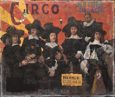Armando Romero, 'Los Guardianes de Moraima', 2020
