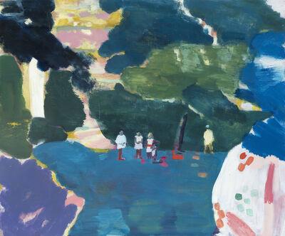 Tim Braden, 'Paul Klee in the South of France', 2018