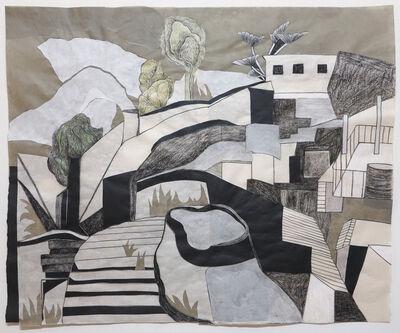 Shin-Yu LIAO, '一朵山', 2019
