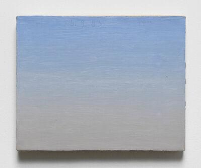 Peter Dreher, '23.9.83', 1983