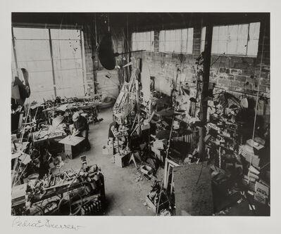 Pedro E. Guerrero, 'Calder Studio Interior, Roxbury, CT', 1964