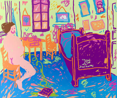 Philip Gerald, 'Van Gogh Bootleg', 2019