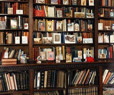 Andrew Bush, 'Commander's Bookcase', 1982