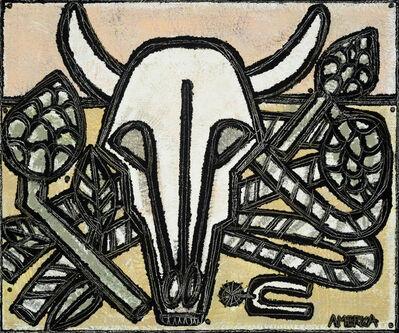 America Martin, 'Rope, Skull & Artichoke', 2016