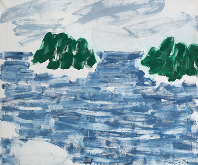 Stephen Pace, 'Two Islands, Sunny Day (04-9M)', 2004