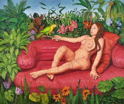 Vera Barnett, 'Classical Plastique: Dream II (after Henri Rousseau)', 2011