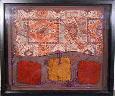 Josep Grau-Garriga, 'Elements Textils', 1979