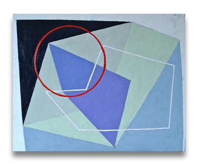 Jeremy Annear, 'Random Geometry V', 2014