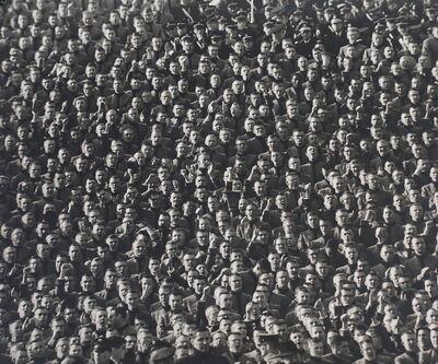Gerry Cranham, 'US Army vs Navy football match, Philadelphia, 1963'