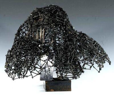 Olu Amoda, 'Face II  ', 2008