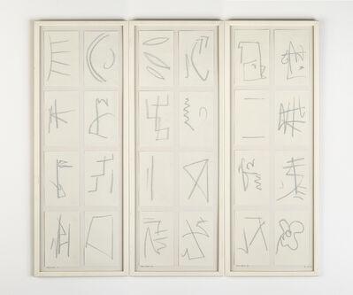 David Tremlett, 'Puglia #2', 1976