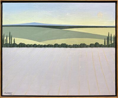 Terence Netter, 'Lavender at Dusk', 2015
