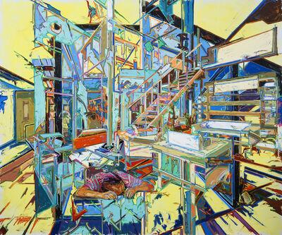 Jin You, 'Helpless Dormancy', 2016