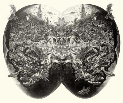 Kobayashi Keisei, 'Transferred Soul-Foreboding・A', 1989