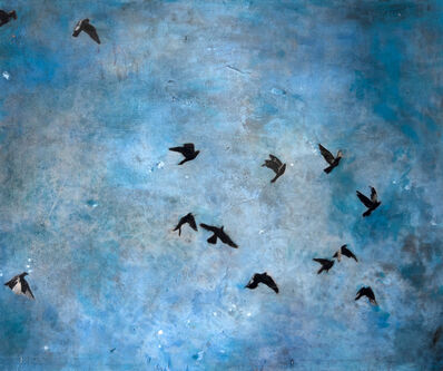 Ayline Olukman, 'Birds', 2017