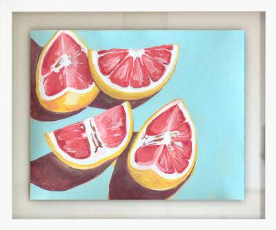 Rachael Nerney, 'Grapefruit + Tequila', 2019