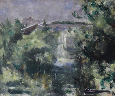 Edwin Dickinson, 'Cox's House', 1948