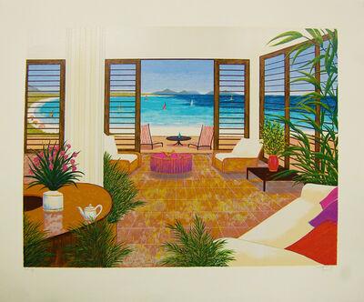 Fanch Ledan, 'Antigua', 1988
