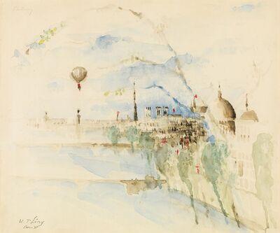 Wilhelm Thöny, 'Paris', 1935