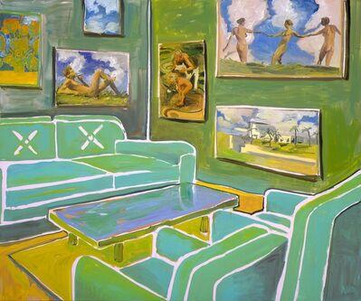 Anton Henning, 'Interior No. 99', 2001